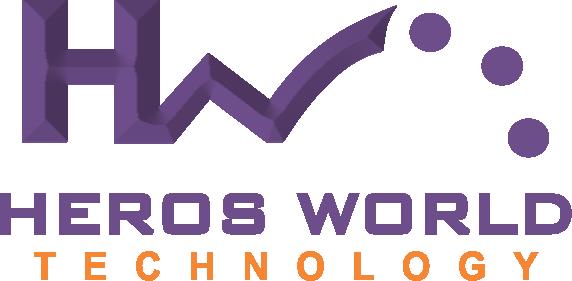Logo - Heros World Technology